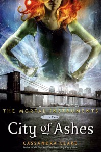 city of ashes cassandra clare